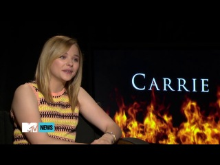 » Carrie: Интервью в пресс-туре #12
