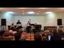 Илья Карпиков Пазырыкский ковёр для флейты кларнета кастаньет и треугольника 2013