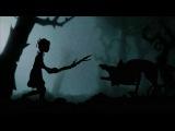 В тёмном-тёмном лесу