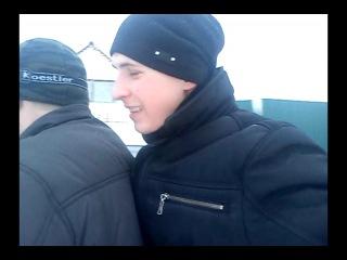 Паха Мишаня и Санчо а также зима мото кросс и лыжи