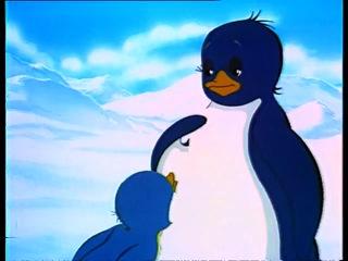 Приключения пингвинёнка Лоло 1986 - 1987 Мультфильм СССР