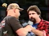 WWF SmackDown! 12.10.2000 - Мировой Рестлинг на канале СТС / Всеволод Кузнецов и Александр Новиков