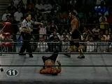 WCW NITRO 13.09.1999 - Титаны Рестлинга на канале ТНТ / Николай Фоменко