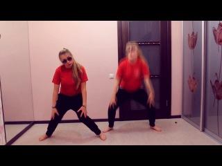 опа гангам стаил девки классно танцуют