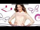 «Со стены Виолетта  1 сезон| 2 сезон | смотреть» под музыку Леон и Виолетта  - Voy Por Ti. Picrolla