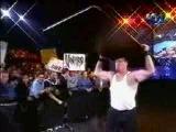 WCW NITRO 10.04.2000 - Титаны Рестлинга на канале ТНТ / Николай Фоменко