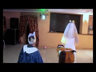 Сказка про принца (свадебное видео)