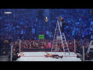 (WWEWM) Extreme Rules 2009 - Edge (c) vs. Jeff Hardy (Ladder Match for the World Heavyweight Championship)