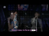 Luna f(x) &amp Onew (SHINee) - Can I Have This Dance (High School Musical 3 OST) (рус. караоке)