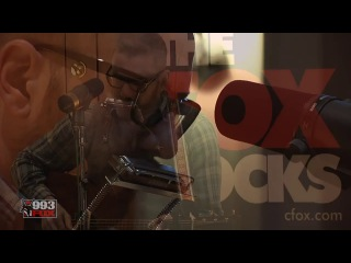 The Fox Uninvited Guest with City and Colour - Body in a Box