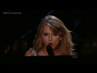 Taylor Swift - All Too Well (Grammy Awards 2014) 26 01 2014