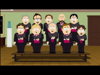 Игра Престолов по версии South Park