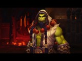 World of Warcraft: Mists of Pandaria Концовка за Орду