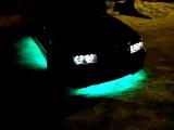 Светодиодная подсветка днища БМВ