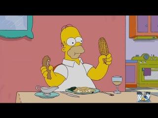 Гомер Симпсон VS Муха