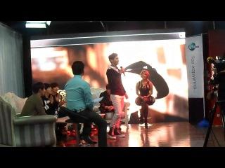 FANCAM | 130918 | ETV Talk Show