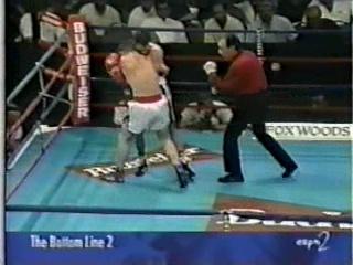 1996-07-28 Lewis Veader vs Micky Ward II (WBU Intercontinenal Light Welterweight Title)