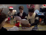 [RUS SUB] 131225 The very happy Christmas with BTS