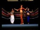 Арабский танец живота часть 1 серия 4