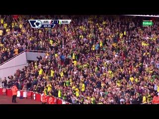 Арсенал - Норвич 2 тайм HD