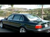 BMW e38 под музыку (by SPV) Музыка для себя и машины - Hey Papi (Remix). Picrolla