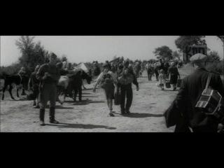 Из к/ф «Зелёные цепочки» (1970) — «Ленинградцы».