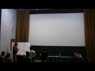 Белавин.А.А. Инстантоны в 4d калибровочной теории и 2d конформной теории поля. Часть 2.