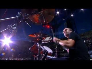Metallica-Fuel Live @ Arenes de Nimes, World Magnetic Tour 2009 (HD)