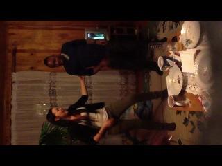 Congolese dance in Ukraine by lmk