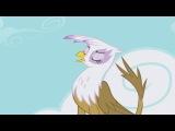 Мой маленький пони - Дружба это чудо! Сезон 1 серия 5 [Заносчивый грифон (Griffon the Brush-off)]