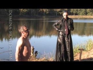 Mistress Catarina ''THE LAKESIDE DRILL''. Лучшее ФЕМДОМ видео и фото в группе http://vk.com/femdom_ru и на сайте http://fem-dom.ru/