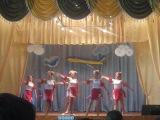 Як у нас на Україні Зразковий ансамбель сучасного танцю