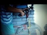 Ретро видео об одном из моих первых велосипедов) Троюродный брат разорвал кону;D