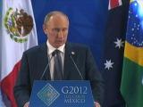 Пресс-конференция по итогам саммита «большой двадцатки»