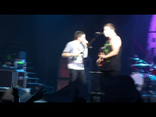 A Day To Remember - All I Want (Live in Moscow, 24.06.13, ArenaMoscow)
