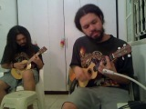 Toxicity. System of a Down cover on ukulele by KzmA