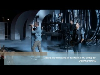 Linkin Park - Burn It Down (Live at Billboard Music Awards 2012) [Full HD 1080p]