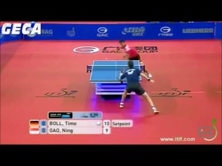 Timo Boll - Become The New World Champion 2013