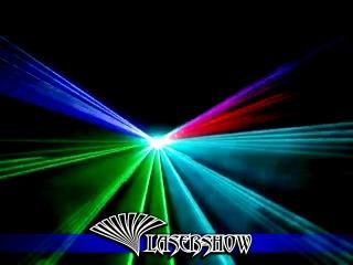 Полноцветный лазерный проектор 600mW, 30kpps