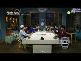 [RUS SUB]131217 QTV Adonis Communication - Leo 30 Seconds Talk