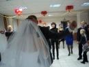 Белое платье белая фата)** невеста прекрасна а жених слов нет**