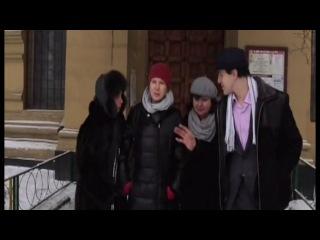 актер Леонид Архангельский шоурил видео визитка резюме