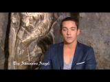 Dracula - Anna Daly talks with Jonathan Rhys Meyers Interview Ireland AM October 21st 2013