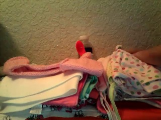 Беби бон и её пеленальный столик