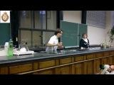 Химическое шоу в СПбГТИ(ТУ) 2 часть