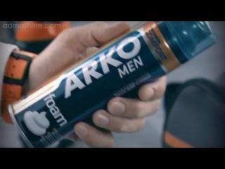 Пена для бритья Arko Men