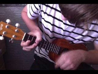 Rock-n-Roll ukulele