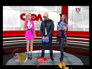 Лоя, Джиган и Лиза Жарких «Стол заказов» RU.TV (Эфир от 26.11.2013)