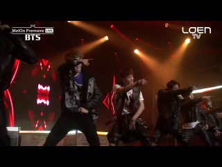 140211 BTS Showcase 'Skool Luv Affair' - Jump + Boy In Luv_(cut)