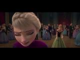 Холодное сердце отрывок из мультфильма Вечер окончен HD